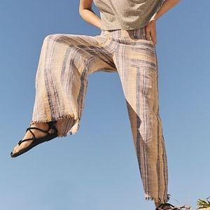 NWT Free People Moonlight Pull-On Pants XS